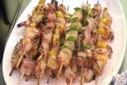 Grilled Shrimp & Pineapple Kabobs