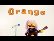 Color Songs For Kids- Orange Color