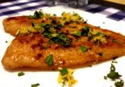 Baked Fillets Of Flounder