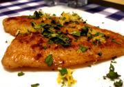 Baked Fillets Of Flounder