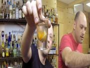 Tapeworm Shot Challenge, Can Ian Do it?