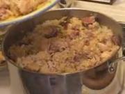 Justin Wilson's Chicken & Sausage
