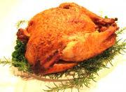 Perfect Deep Fried Whole Turkey