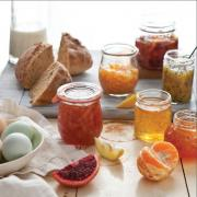 Marmalades, jams and jellies