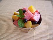 Indian-Style Fruit Salad