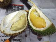 How to eat durian? - the durian way!