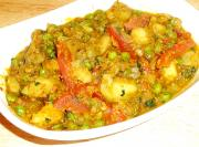 Aloo Mattar Curry
