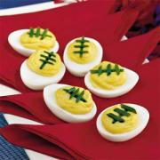 Devilled eggs make for a perfect appetizer