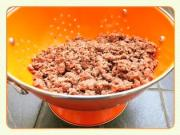Thawing Ground Beef