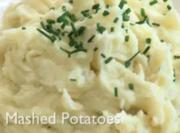 Delicious Yukon Gold Mashed Potatoes