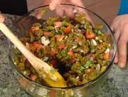 Healthy Cactus Salad