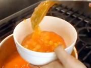 Butternut Squash Porridge (hobakjuk)