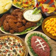 Best Superbowl food - ready for the party!