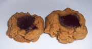 Peanut Butter And Jelly cookie