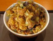 Dry Cauliflower