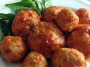 Healthy Turkey Meatball
