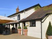 Wildebeest Arms - Top restaurants in Norfolk