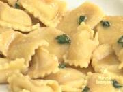 Delicious Butternut Squash Ravioli