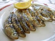 Cooking Sardines