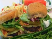 Betty's BLT Minute Steak Sliders