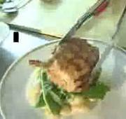 Marinated Pork Chop : Joey Campanaro
