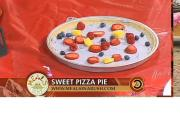 Valentine's Day Sweet Pizza Pie