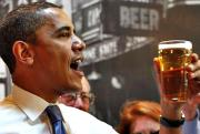 President Obama's White House beer