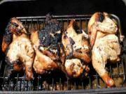 Teryaki Cornish Game Hens