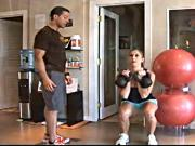 Weight Loss Kettlebell Workout Video