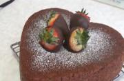 Egg Free Chocolate Cake with Ready Cake Mix