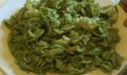 Spinach Pesto with Pasta