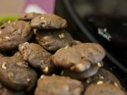 No Bake Chocolate Drop Cookies