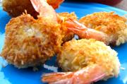 Coconut Shrimp With Orange Marmalade Dip