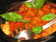 Meatballs In Tomato Sauce