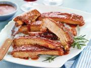 Wegmans Braised Barbecue Pork Spareribs