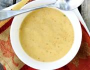 Golden Cream Of Potato Soup
