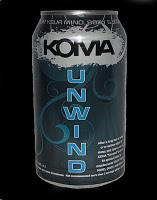 Koma Unwind is a kind of relaxation drink