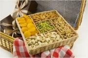 tips for making nuts gift basket