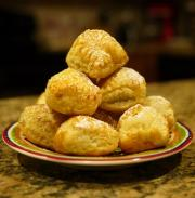 Chicken Cream Puffs