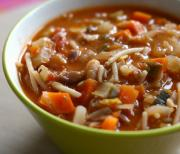 Seasoned Minestrone