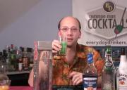 Fancy Illusion Cocktail