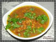 Lal Lobiya With Chopped Tomatoes