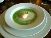 Chilled Watercress Soup