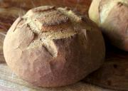 Pane Toscano is a Tuscan unsalted bread