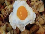 Leftover Ham Recipes - Ham Hash