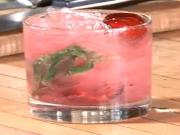 The Cherry Basil Smash
