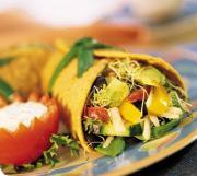 Beneficial Mediterranean diet