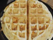 Cheddar 'n' Bacon Waffles
