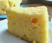 Ambrosia Chiffon Cake