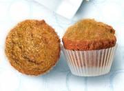 Baked Buttermilk Bran Muffins